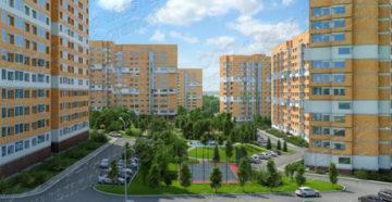 жилой комплекс спортивный квартал фото цены