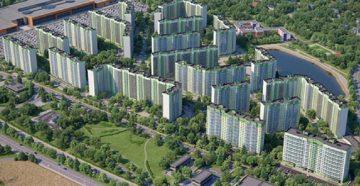 ЖК Город Счастья официальный сайт, цены, фото