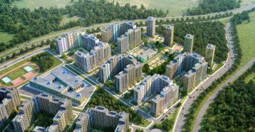 ЖК Новый Зеленоград официальный сайт фото, цены