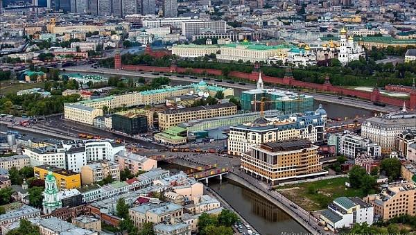 ЖК Остров Балчуг фото