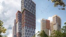 Топ 5 новостроек в центре Москвы. Старт продаж в 2021 г