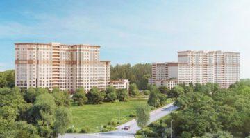 ЖК Битцевские холмы фото цены на квартиры от застройщика
