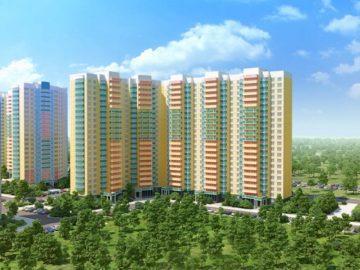 ЖК Путилково официальный сайт, цены на квартиры, фото