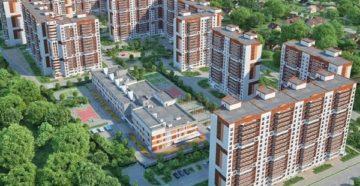 Жилой комплекс Ольгино Парк