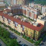 Жилой комплекс «Пятницкие кварталы»